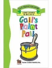 Gail's Paint Pail (Long vowel review) Easy Reader