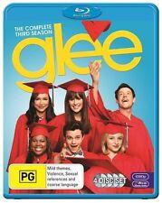 Glee: S3 Season 3  Blu-Ray Region B