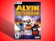 ALVIN SUPERSTAR GIOCO PER PC NUOVO SIGILLATO!