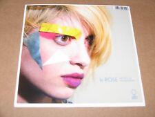 "LE ROSE - MI DICE SI / SCHUMANN LP 7"" BLU VINYL"