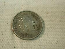 1957 Netherlands Antilles 1/4G K4 Extra Fine