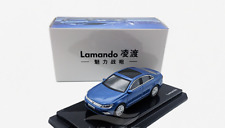 1/64 Shanghai Volkswagen Original Alloy car model Lamando Gift collection