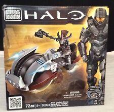 NEW & SEALED Halo Mega Bloks 96993 Brute Chieftain Charge 72 Pc 8+ 2012