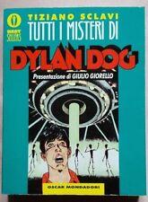 TUTTI I MISTERI DI DYLAN DOG Oscar Mondadori N°538 PRIMA ED 1995 Ottimo VediFoto