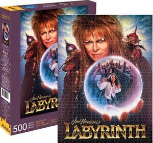 David Bowie Labyrinth 500 piece jigsaw puzzle 350mm x 480mm (nm)
