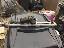 MERCEDES ML270 CDI W163 2004 FRONT WINDSCREEN WIPER MOTOR With Linkage.