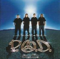 Satellite by P.O.D. (CD, Sep-2001, Atlantic (Label)) WORLD SHIP AVAIL