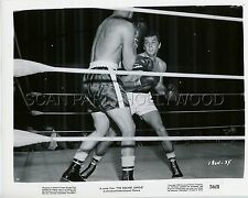 TONY CURTIS THE SQUARE JUNGLE 1955 VINTAGE PHOTO ORIGINAL #6    BOXE BOXING