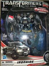 Hasbro Transformers DOTM Dark Of The Moon Leader Class Mechtech Ironhide MISB