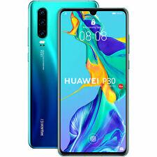 Huawei P30 128GB - Schwarz (Ohne Simlock) (Dual-SIM)