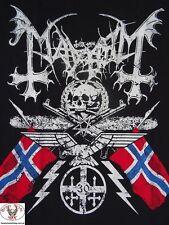 MAYHEM 1984-2014 ,,30 years Norwegian Pure Fucking Armageddon,, OFFICIAL T-SHIRT