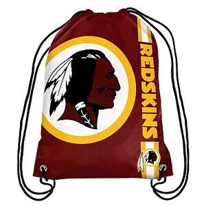 Washington Redskins - Drawstring Bag - Backpack - Gym Bag  (NFL)