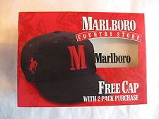 MARLBORO COUNTRY STORE PROMOTIONAL CAP 67699-C3 ( 1994 PHILLIP MORRIS ) NIB