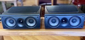 Rare Infinity Compositions Overture 1 Amplified Speakers w/ Built in Sub (pair)