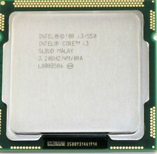 Intel CPU Core i3-550 3.2GHZ/4MB LGA 1156