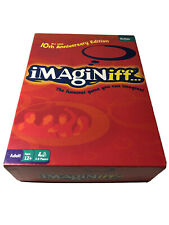 Imaginiff Board Game 10th Anniversary Edition Buffalo Games Ages 12+ 3-8 Players