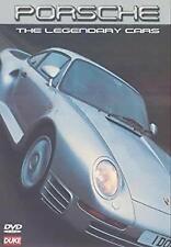 Porsche: The Legendary Cars [DVD], , Used; Good DVD