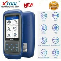 XTOOL X300P OBDII Scanner Automatic Mileage Adjustment Diagnostic Tool ABS EPB