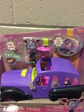 DISNEY JUNIOR *VAMPIRINA* HAUNTLEY'S MOBILE-CAR LIGHTS & SOUNDS HOT TOY 2017 NEW