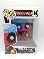 Funko Pop Vinyl - Deadpool (Bath Time) - 114 - Marvel