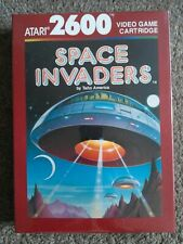 SPACE INVADERS (still factory sealed) game for Atari 2600 or VCS
