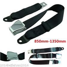 85cm-135cm Airplane Seat Safe Belt Plane Seatbelt Extenders Aerospace Seat Belts