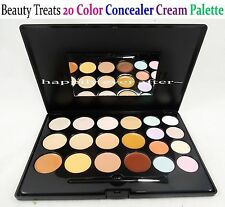 Beauty Treats 20 Color Concealers Palette- Creamy Shades to Conceal *US SELLER*