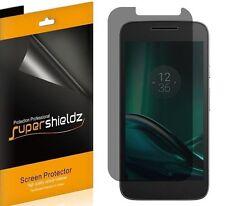 2X Supershieldz Moto G Play Droid/Moto G4 Play Privacy Anti-Spy Screen Protector