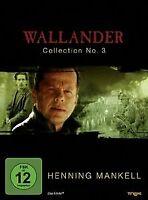 Wallander Collection No. 3 [2 DVDs] von Henning Mankell | DVD | Zustand gut