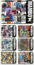 Mambo 'Yardage' Cork Backed Placemats & Coasters Set - 6 of each *NEW*