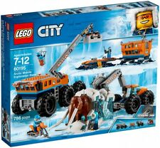 Lego City Arctic Mobile Exploration Base 60195 786 pieces Brand New Sealed
