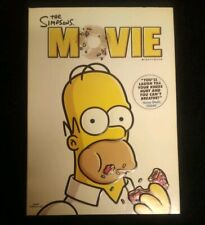 The Simpsons Movie (DVD, 2007, Widescreen)