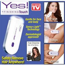 Hair Removal Remover Women's Face Body Leg Touch Instant Pain Free Yes Finishing