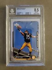 1998 Upper Deck #29 HINES WARD ROOKIE RC Graded BGS 8.5 PSA 9 ? LOW POP STEELERS