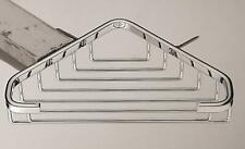Seifen- / Duschkorb Dreieck 150mm Montage in einer Ecke