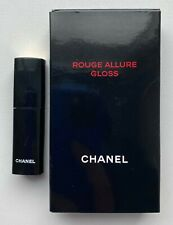 chanel rouge allure gloss lipstick 18 SEDUCTION WITH MIRROR miniature VIP GIFT