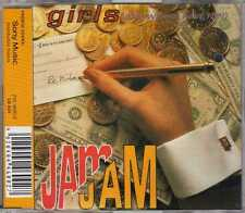 Jam Jam - Girls (Just Wanna Have Fun) - CDM - 1992- Italodance Checco Soul Train