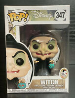 Pop! Disney. Snow White Seven Dwarfs- Witch #347 [80 Years Ann] Funko Pop Vinyl