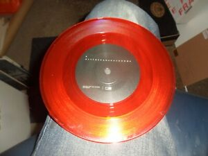 INTERPOL ALL THE RAGE BACK HOME RED VINYL 7'' MINT