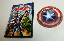Ultimate Avengers: The Movie (DVD, 2006) free shipping