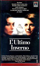 L' Ultimo Inverno (1984) VHS Columbia 1a Ed.  Yona Elian, Kathleen Quinlan