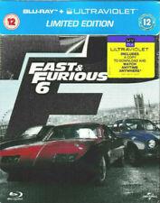 Film in DVD e Blu-ray edizione steelbook Fast & Furious