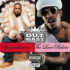 OUTKAST - SPEAKERBOXXX/THE LOVE BELOW  4 VINYL LP NEW+