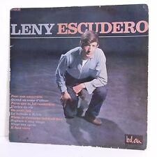 33T 25cm Leny ESCUDERO Vinyle POUR UNE AMOURETTE - BEL AIR 311026 RARE F Rèduit