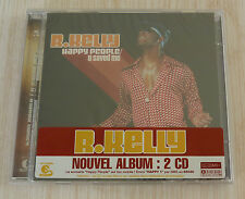 2 CD ALBUM HAPPY PEOPLE U SAVED ME R. KELLY 21 TITRES 2004 NEUF SOUS CELLO