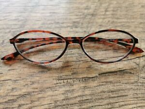 foster grant reading glasses Shelly Tortoiseshell +1.75 With Free Soft Case