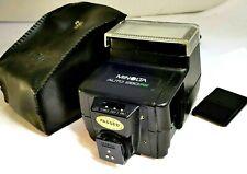 Konica Minolta Auto Electroflash 280 Px Zapato Soporte Flash Para X-700 X-370