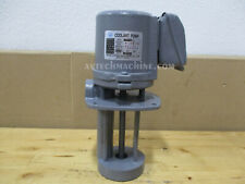 Yeong Chyung Coolant Pump Immersible Type 3 Ph 1/8HP 230/460V YC-8130-3
