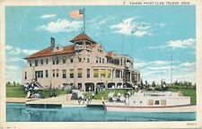 TOLEDO OH – Toledo Yacht Club - 1930
