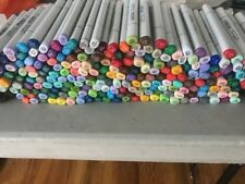 Copic Sketch Markers (Lot of 200) NEW